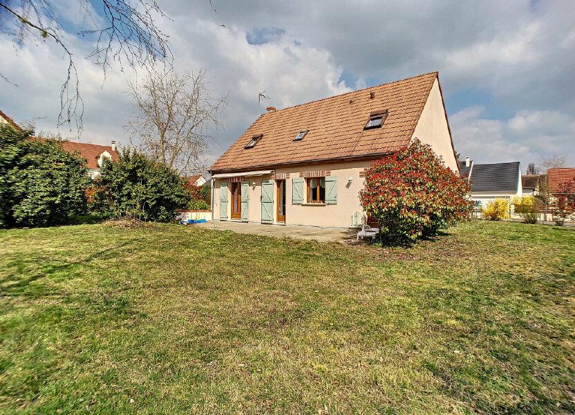 Maison à vendre 119m2 à Marcilly-en-Villette
