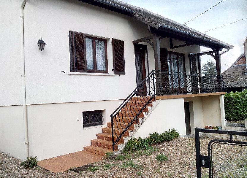Maison à vendre 116.58m2 à Brinon-sur-Sauldre