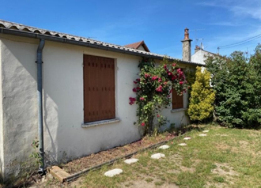 Maison à louer 56m2 à Lamotte-Beuvron