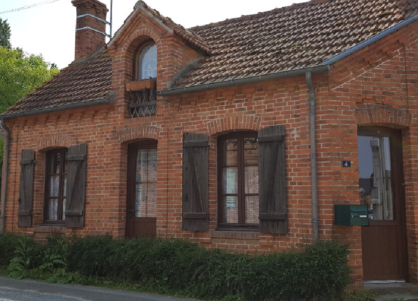 Maison à louer 63m2 à Yvoy-le-Marron