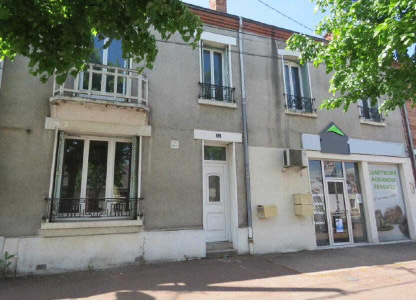 Maison à vendre 199m2 à Lamotte-Beuvron