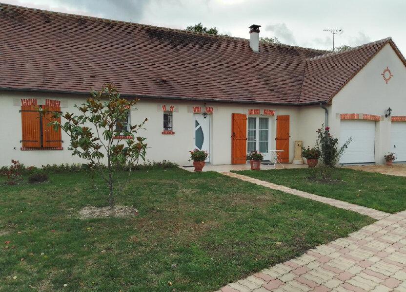 Maison à vendre 128.25m2 à Lamotte-Beuvron