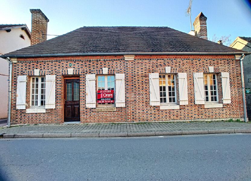 Maison à louer 65m2 à Saint-Viâtre