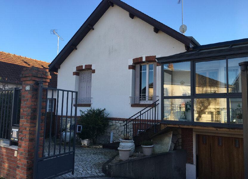 Maison à vendre 157m2 à Lamotte-Beuvron