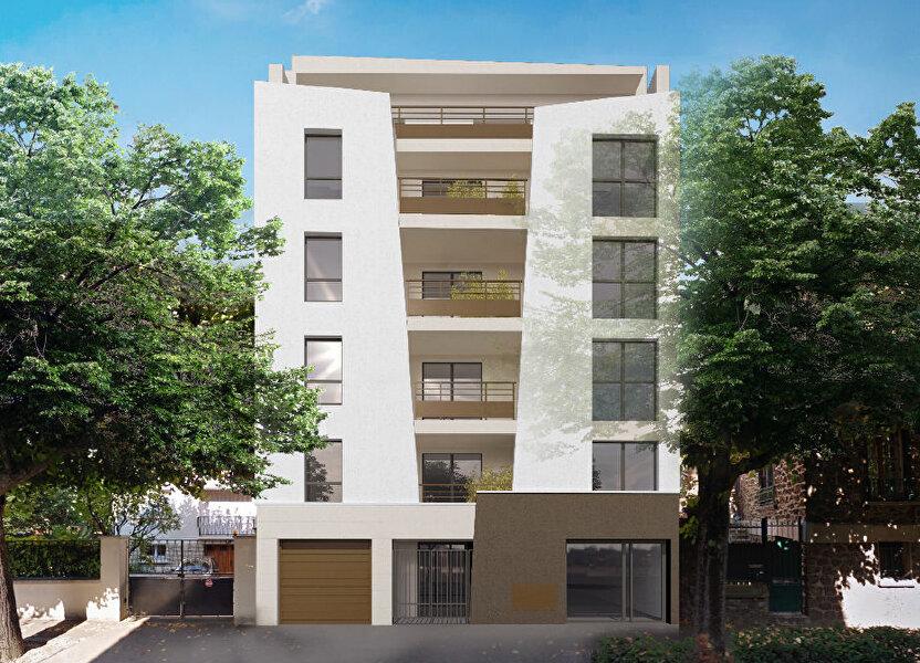 Appartement à vendre 53m2 à Villemomble