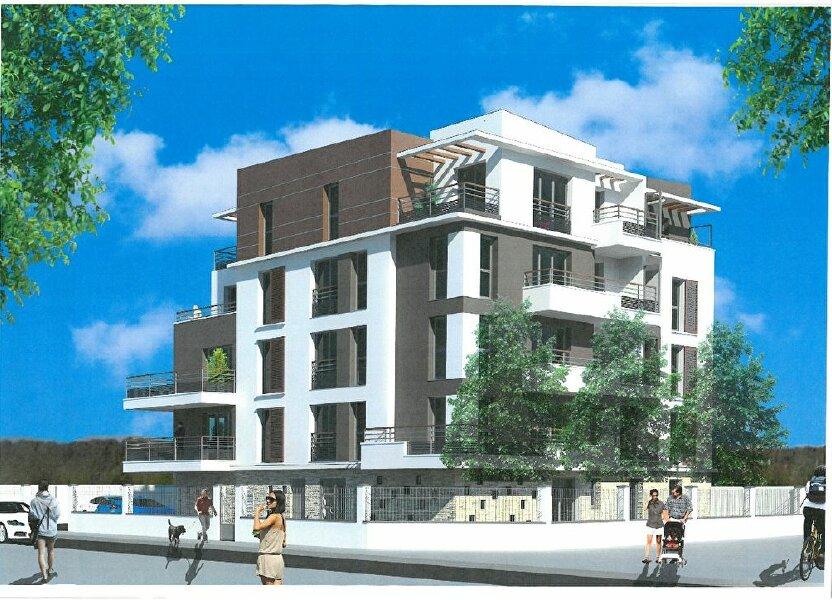 Appartement à vendre 52m2 à Villemomble
