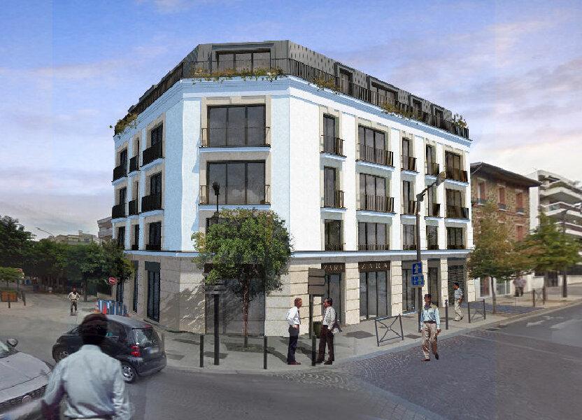 Appartement à vendre 59m2 à Le Perreux-sur-Marne
