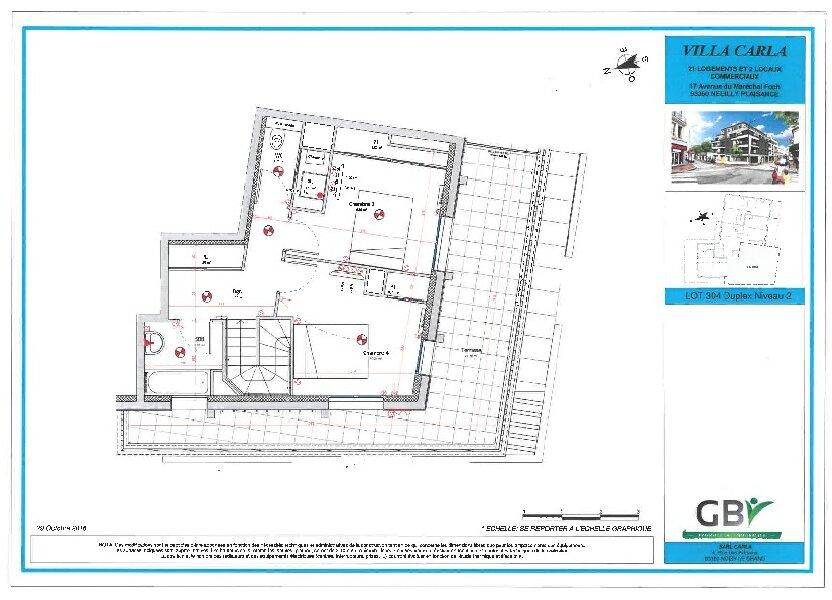 Appartement à vendre 87.19m2 à Neuilly-Plaisance