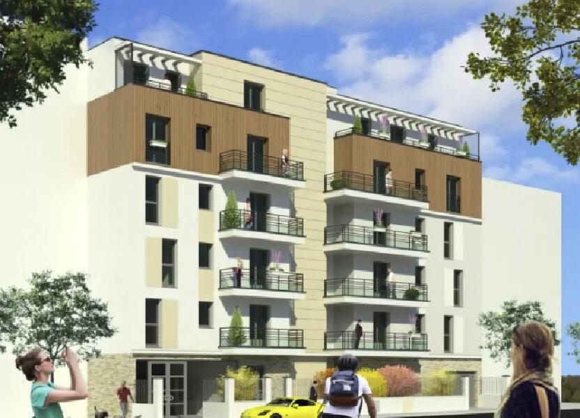 Appartement à vendre 60m2 à Villemomble