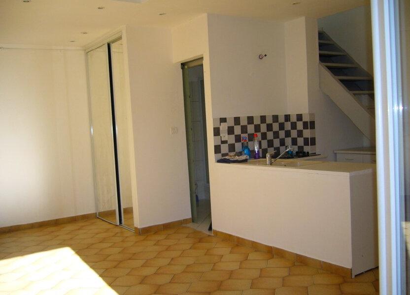 Appartement à louer 36m2 à Salavas