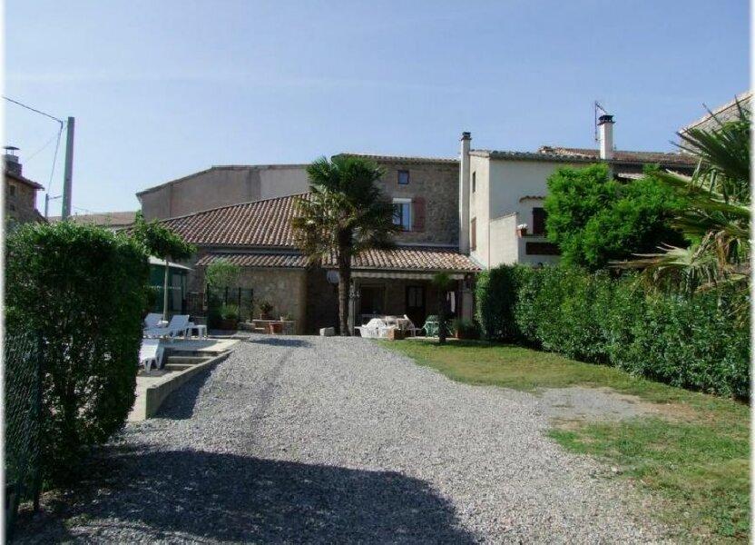 Maison à vendre 154m2 à Laurac-en-Vivarais