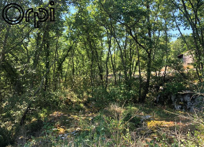 Terrain à vendre 1262m2 à Saint-Alban-Auriolles