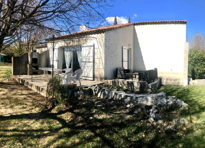 Maison à vendre 111m2 à Ruoms