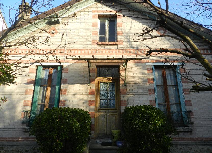 Maison à vendre 62m2 à Saint-Maur-des-Fossés