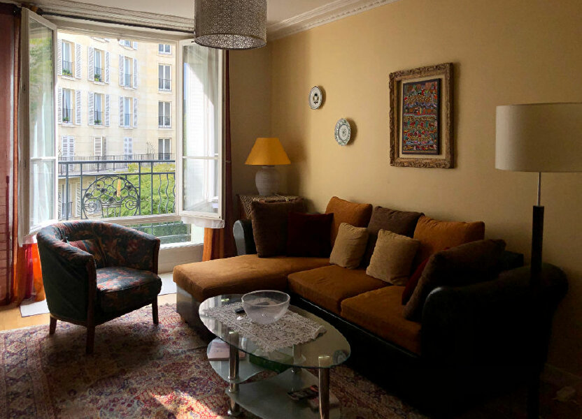 Appartement à louer 48.11m2 à Paris 7