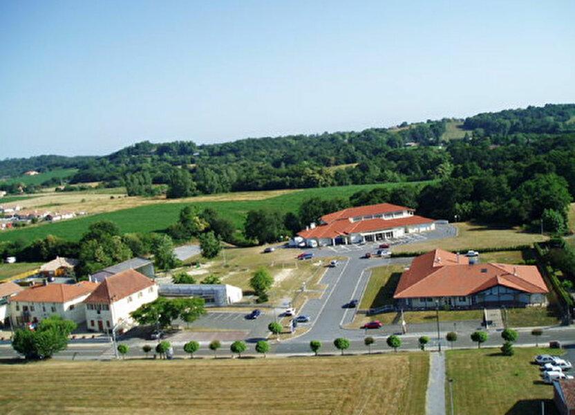 Terrain à vendre 669m2 à Saint-Martin-de-Hinx