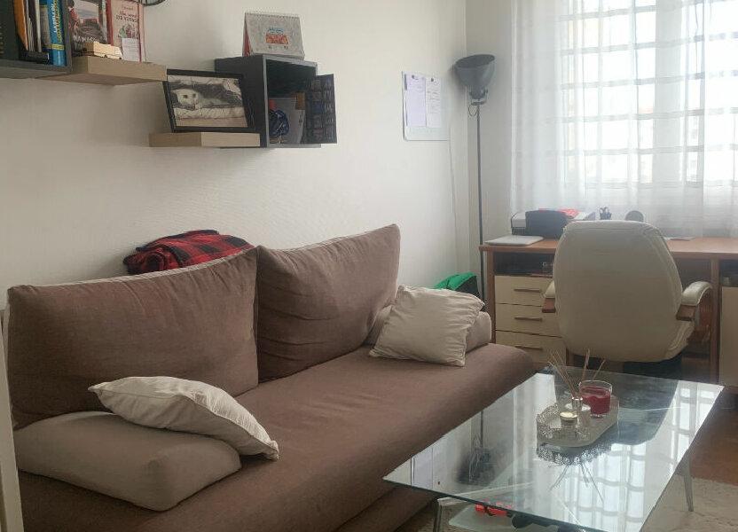 Appartement à louer 44.1m2 à Villeurbanne