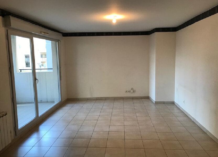 Appartement à louer 50.48m2 à Villeurbanne