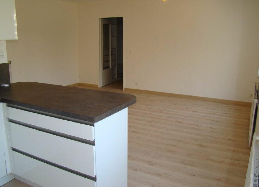 Appartement à louer 45.68m2 à Lyon 7