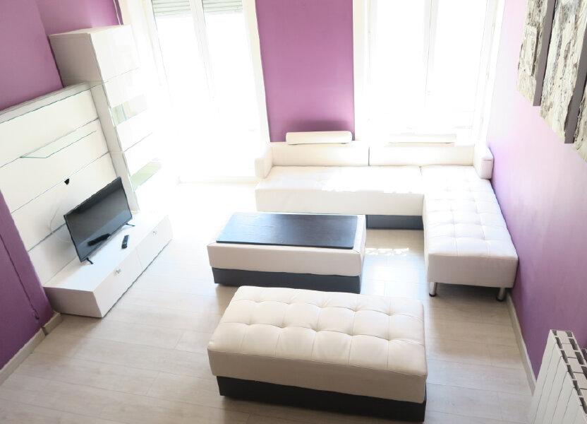 Appartement à louer 41.25m2 à Villeurbanne