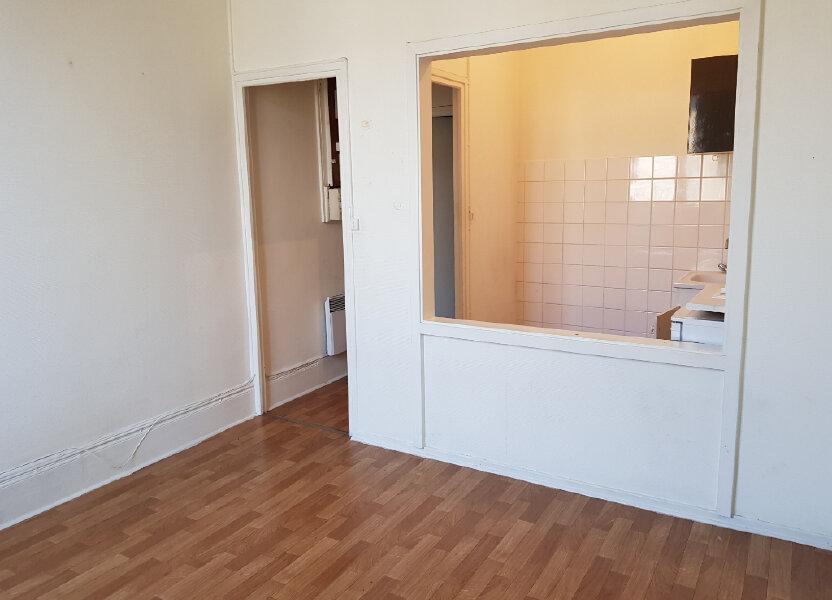 Appartement à louer 26.57m2 à Villeurbanne