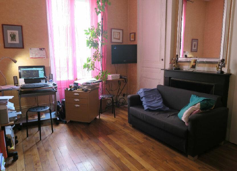 Appartement à louer 45.78m2 à Villeurbanne