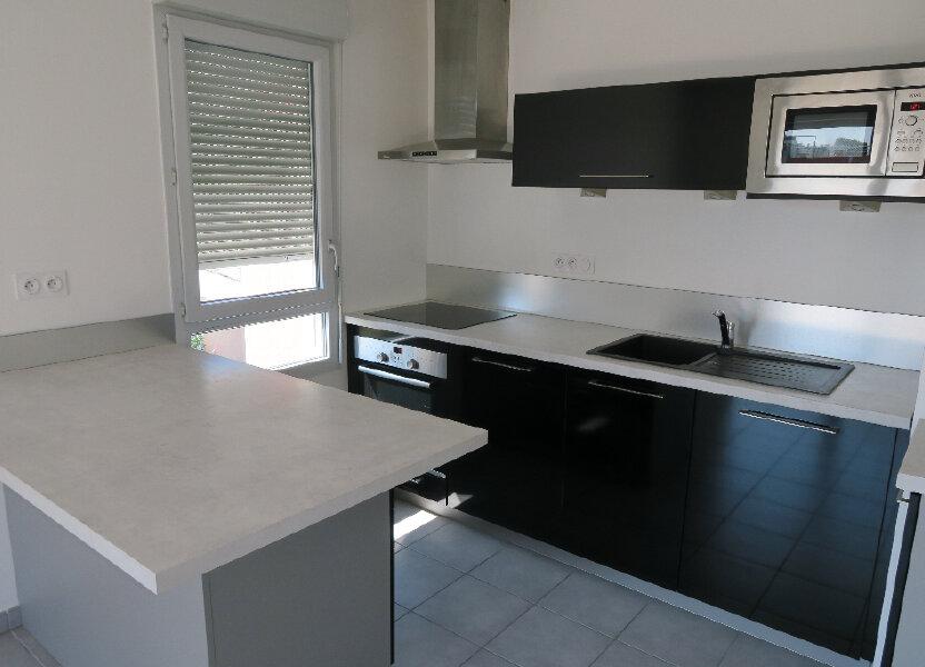 Appartement à louer 48.63m2 à Vaulx-en-Velin