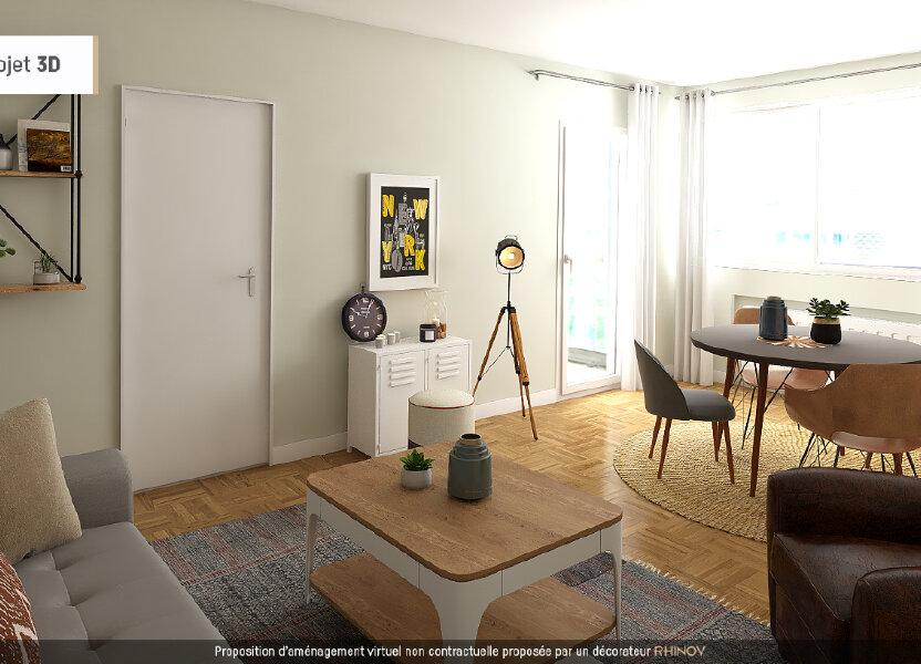 Appartement à vendre 96.3m2 à Villeurbanne