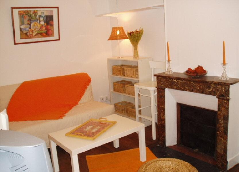 Appartement à louer 19m2 à Paris 17