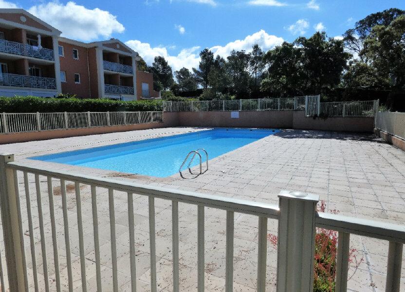 Appartement à vendre 25m2 à Saint-Raphaël