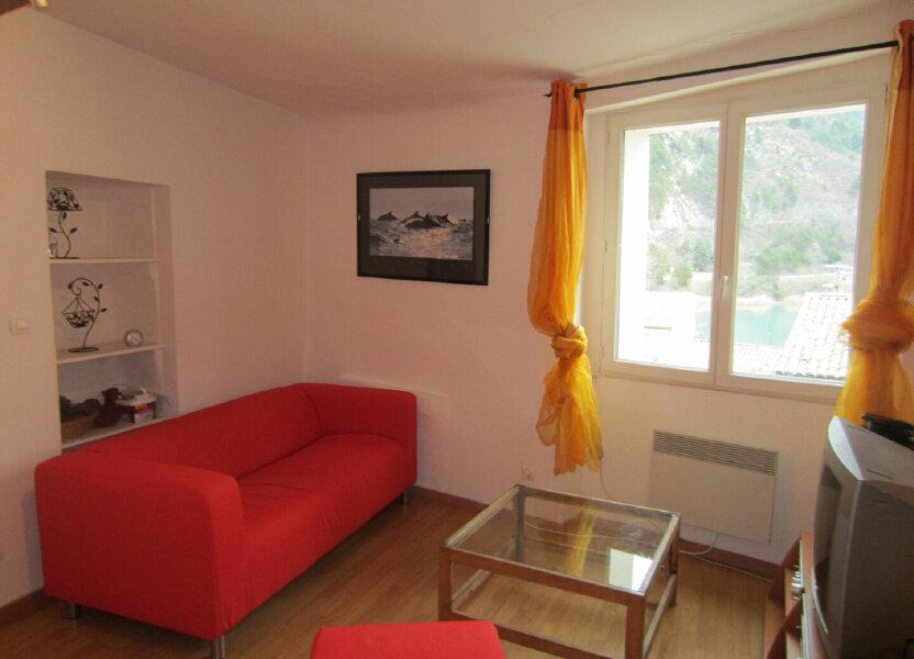 Appartement à louer 40m2 à Sisteron