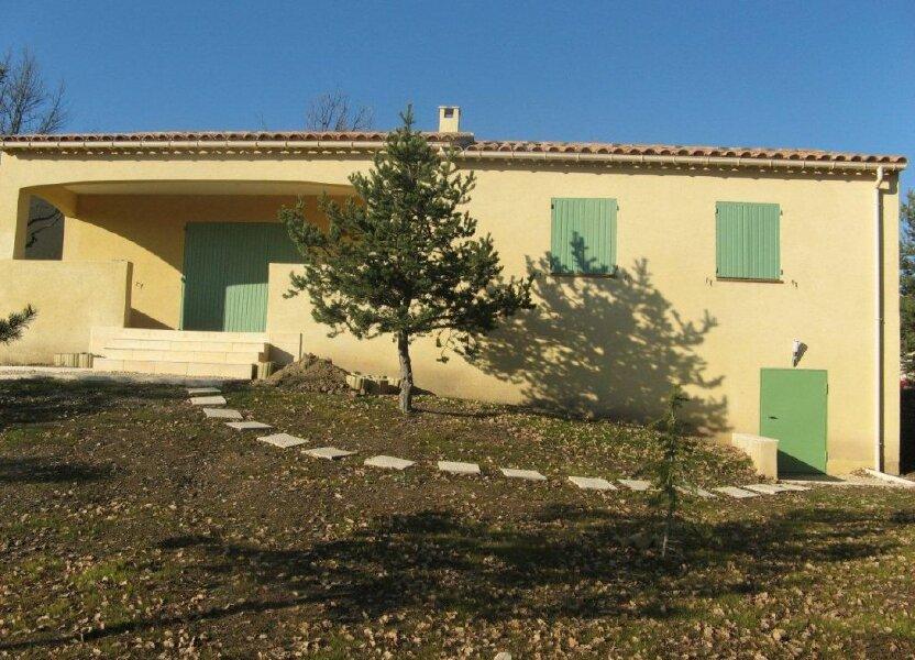 Maison à louer 89m2 à Laragne-Montéglin