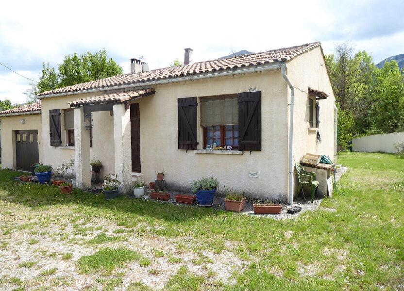 Maison à louer 88m2 à Noyers-sur-Jabron