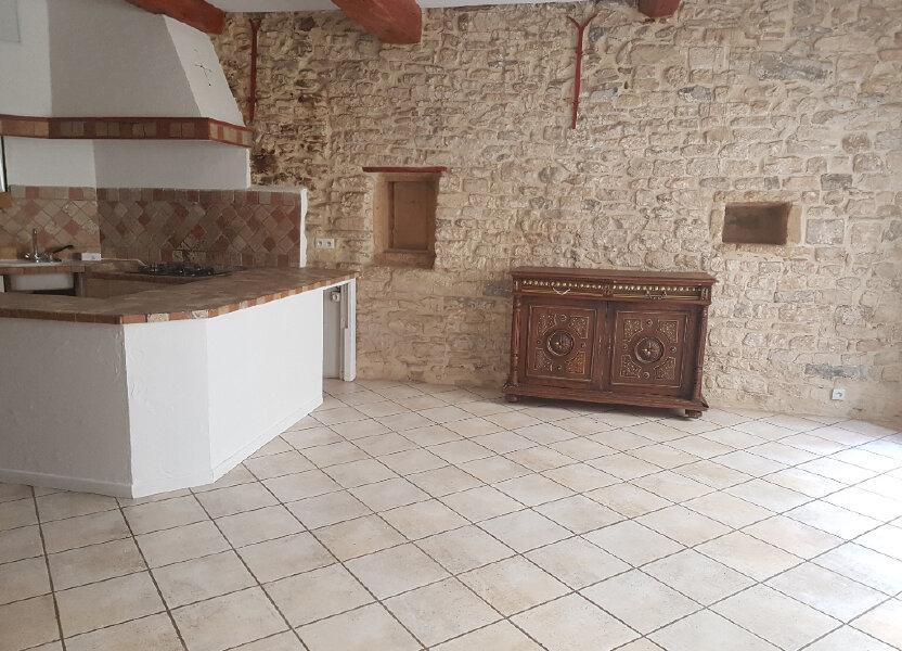 Appartement à louer 53.77m2 à Nîmes