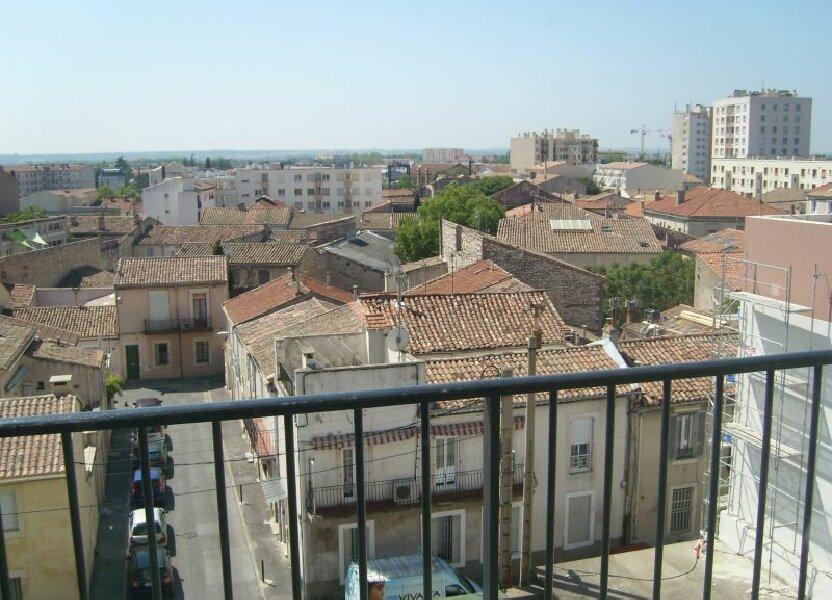 Appartement à louer 70.55m2 à Nîmes