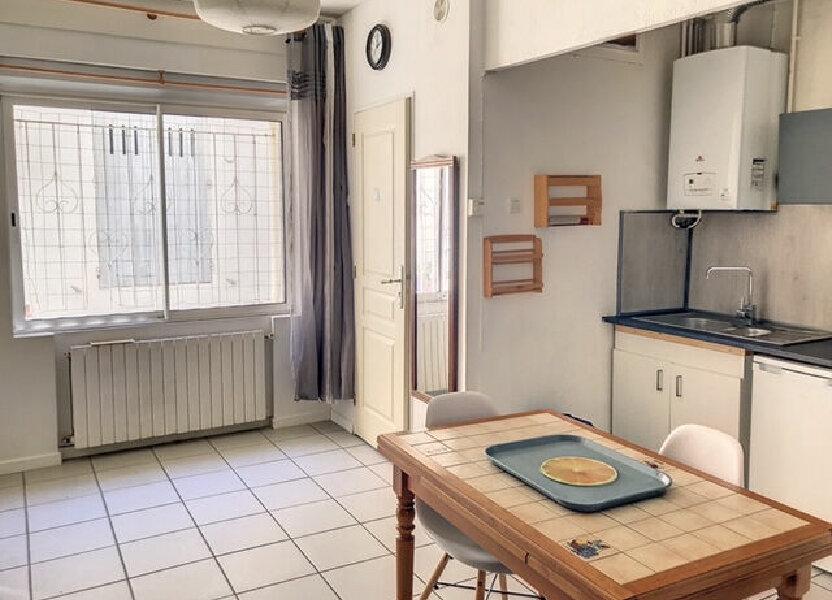 Appartement à louer 25.32m2 à Nîmes