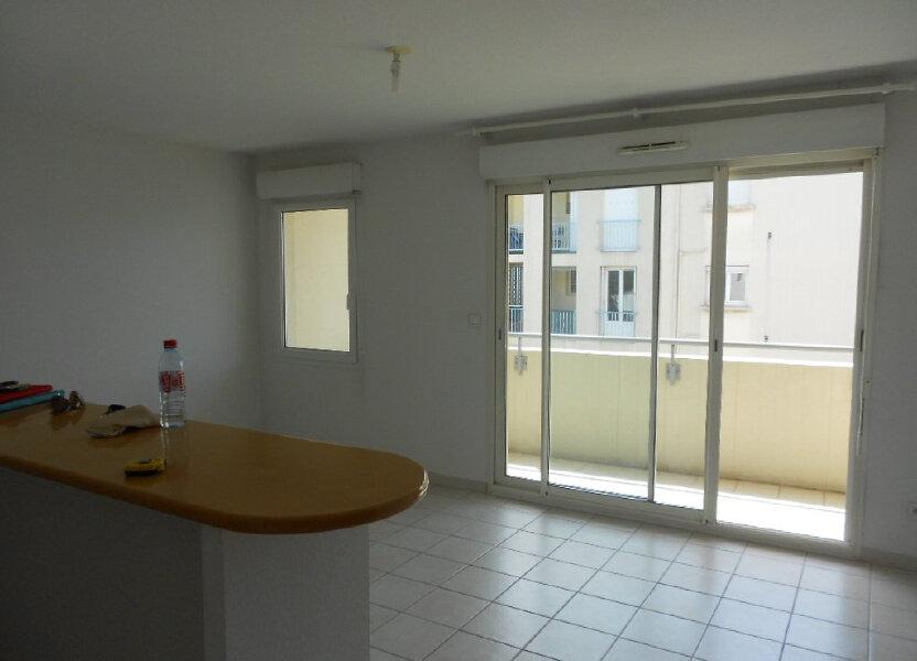 Appartement à louer 45.5m2 à Nîmes