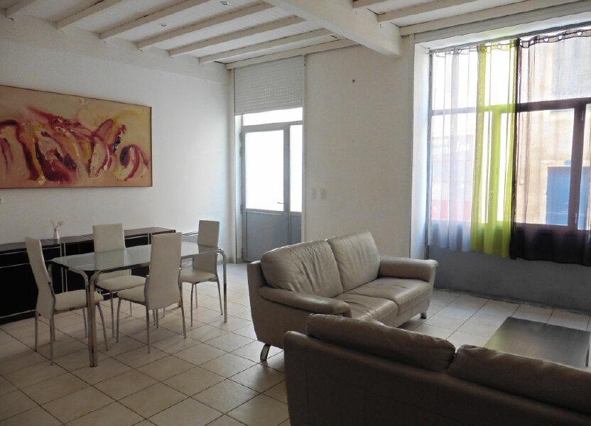 Appartement à louer 51.32m2 à Nîmes