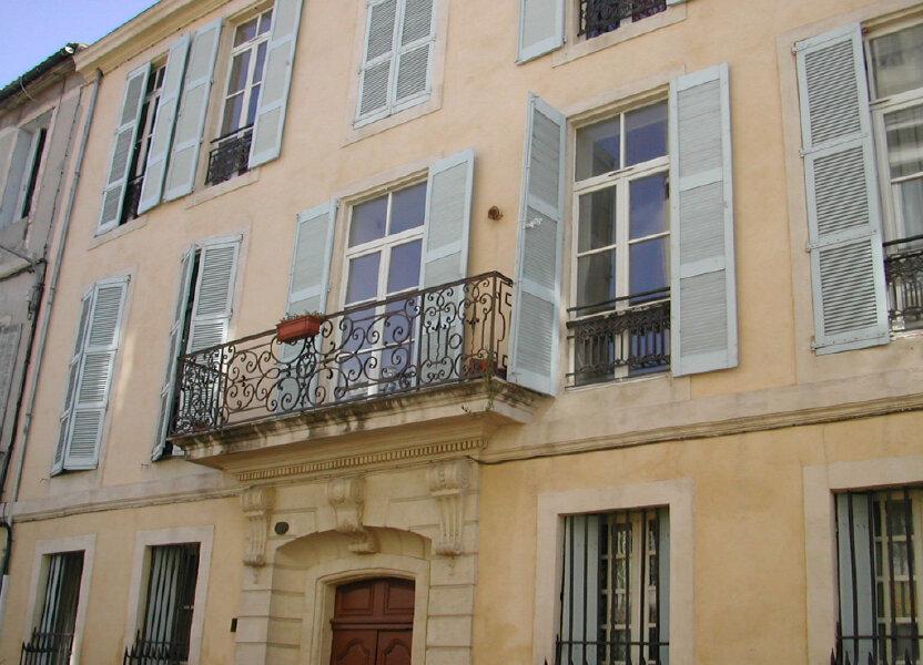 Appartement à louer 40m2 à Nîmes