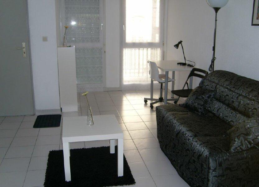 Appartement à louer 23m2 à Nîmes