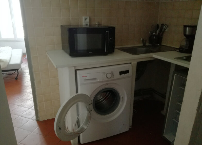 Appartement à louer 23.24m2 à Nîmes