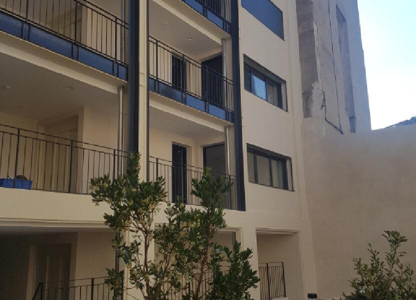 Appartement à louer 37m2 à Nîmes