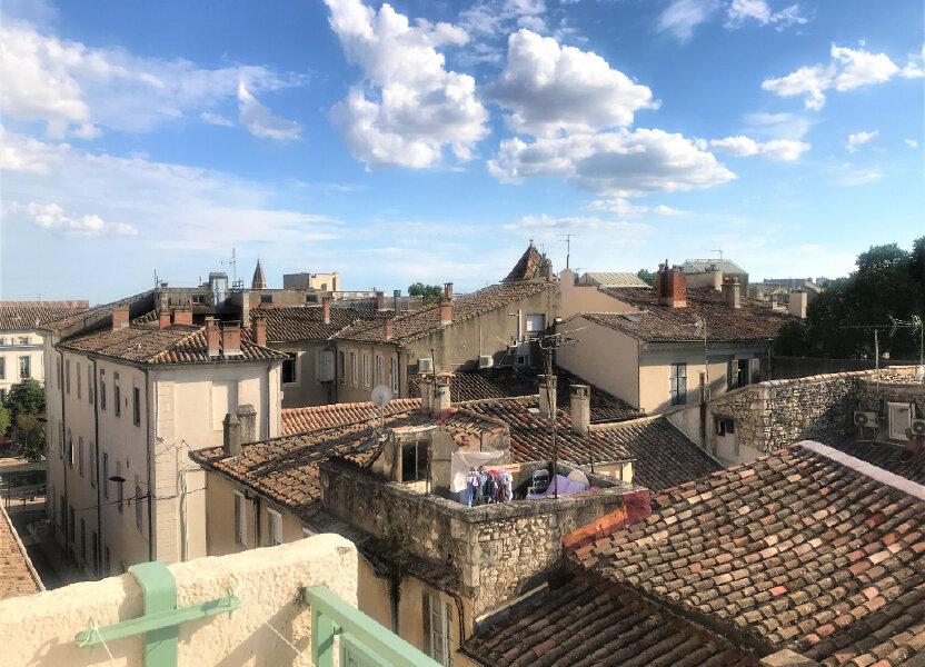 Appartement à louer 89.65m2 à Nîmes