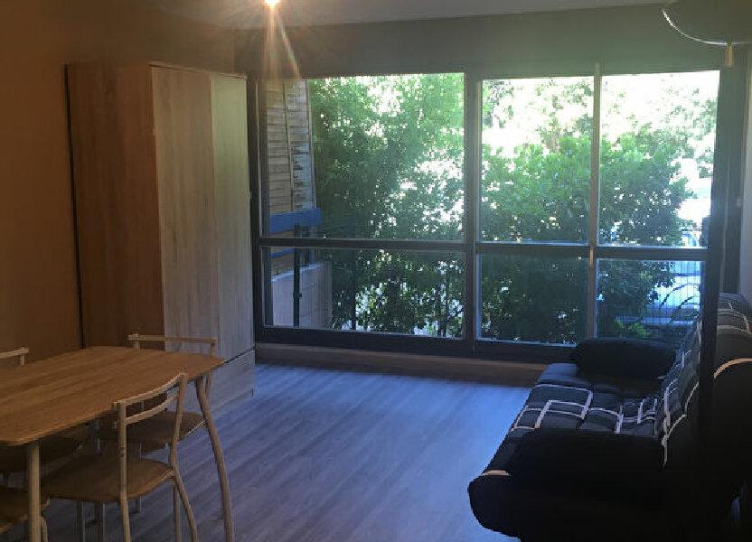 Appartement à louer 22m2 à Nîmes