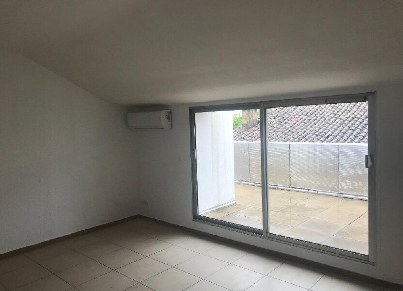 Appartement à louer 55m2 à Nîmes