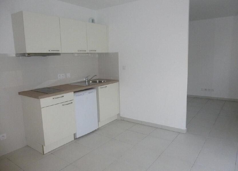Appartement à louer 37.91m2 à Nîmes