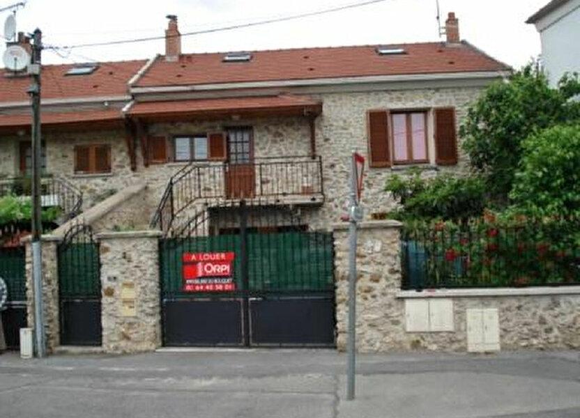 Appartement à louer 49.51m2 à Pontault-Combault