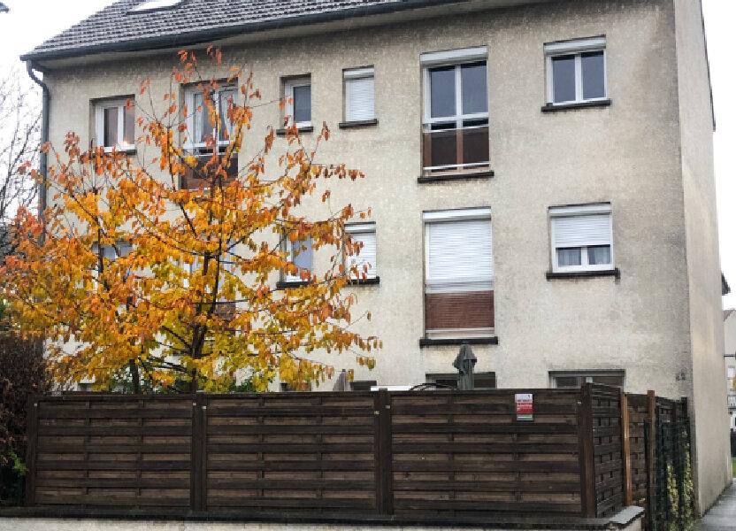 Appartement à louer 28m2 à Pontault-Combault