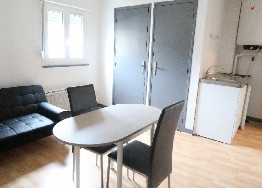 Appartement à louer 18.8m2 à Saint-Quentin