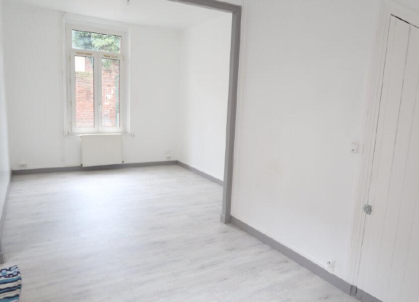 Maison à louer 67m2 à Saint-Quentin